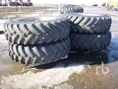 TITAN Qty Of 4 18.4R38 Tire