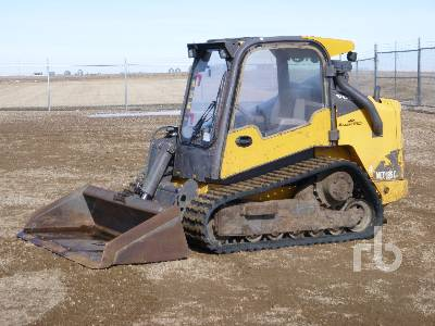 2012 VOLVO MCT135C 2 Spd High Flow Compact Track Loader