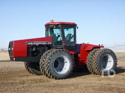 1990 CASE IH 9150 4WD Tractor