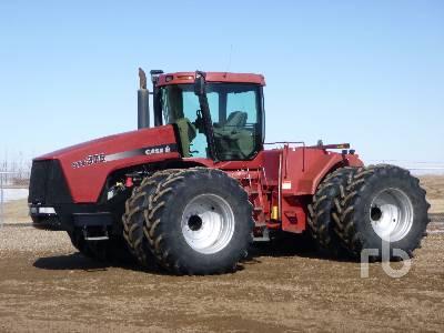 2002 CASE IH STX375 HD 4WD Tractor