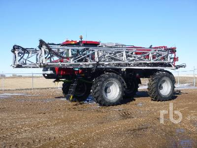2018 CASE IH PATRIOT 4440 160 Ft High Clearance Sprayer