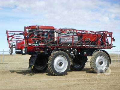 2007 CASE IH SPX4420 PATRIOT 100 Ft High Clearance Sprayer