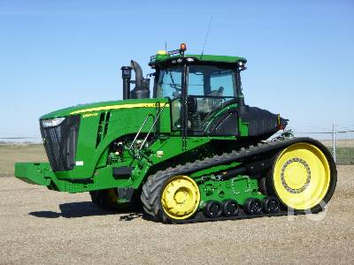 2012 JOHN DEERE 9560RT Track Tractor