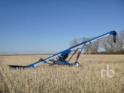 2009 BRANDT GRAINBELT 1545 15 In. x 45 Ft Grain Conveyor