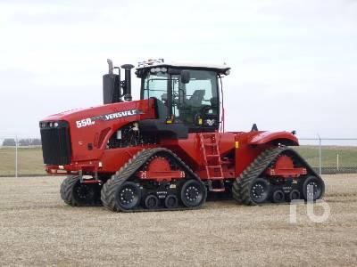 2015 VERSATILE 550DT DeltaTrack Track Tractor