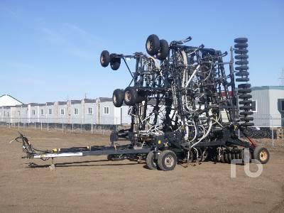 2002 FLEXI-COIL 5000 51 Ft Air Drill