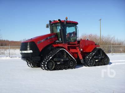 2012 CASE IH STEIGER 500 Quadtrac Track Tractor