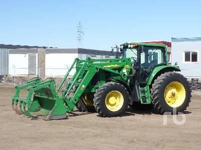 2010 JOHN DEERE 7330 PREMIUM MFWD Tractor