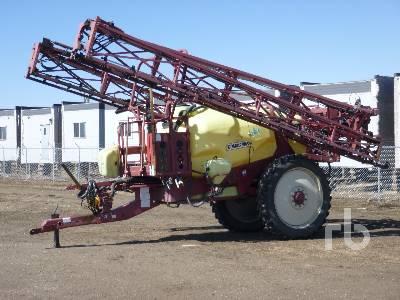 2003 HARDI C+1200 120 Ft High Clearance Field Sprayer