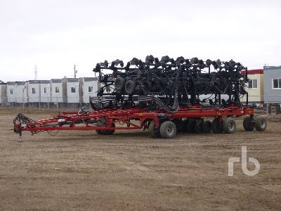 2008 CASE IH ATX700 60 Ft Disc Air Drill