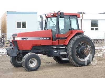 1997 CASE IH MAGNUM 8910 2WD Tractor