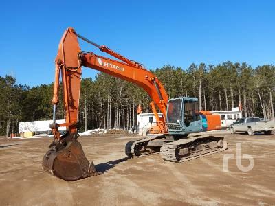 1995 HITACHI EX220LC-3 Hydraulic Excavator