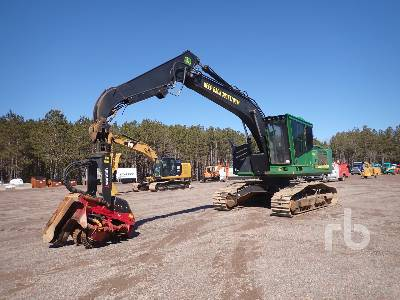 2013 JOHN DEERE 2154D Crawler Harvester
