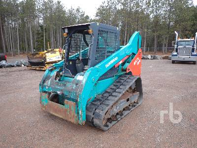 2015 SUNWARD High Flow Multi Terrain Loader