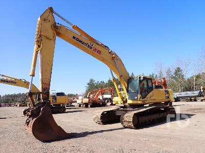 2005 KOMATSU PC400LC-7 Hydraulic Excavator