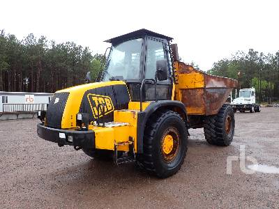 2001 JCB 714 4x4 Articulated Dump Truck