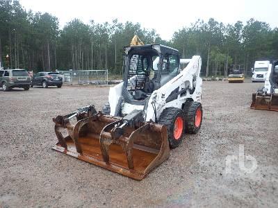 2016 BOBCAT S740 Skid Steer Loader