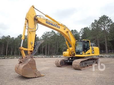 2020 KOMATSU PC360LC-11 Hydraulic Excavator