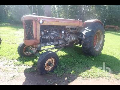 MASSEY FERGUSON (Inoperable) 2WD Tractor