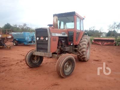 1974 MASSEY FERGUSON 1135 2WD Tractor
