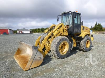 2008 NEW HOLLAND W130 Integrated Tool Carrier