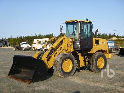 2006 NEW HOLLAND W110 Integrated Tool Carrier
