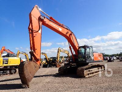 2010 HITACHI ZX350LCN-3 Hydraulic Excavator