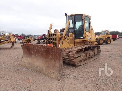 2002 JOHN DEERE 750C Crawler Tractor
