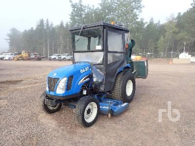 2004 NEW HOLLAND TC33DA 2WD Tractor
