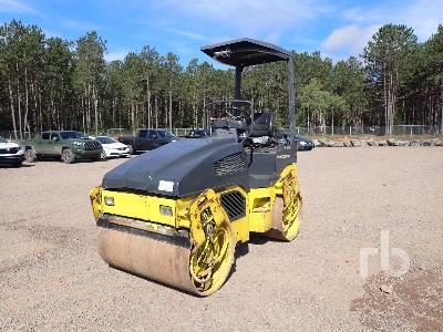 2005 BOMAG DW120AD-4 Tandem Roller