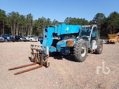 2008 GENIE GTH-1056 Telescopic Forklift
