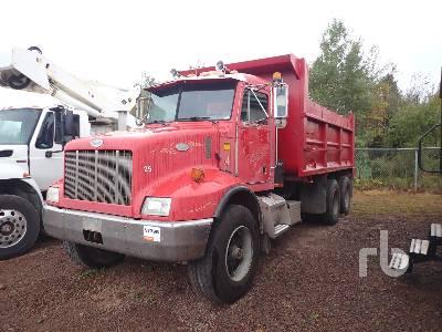 1999 PETERBILT 330 Dump Truck (T/A)