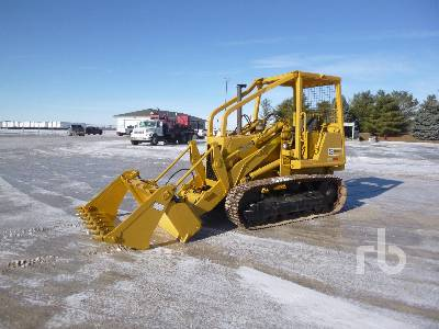 1986 CATERPILLAR 931B Crawler Loader