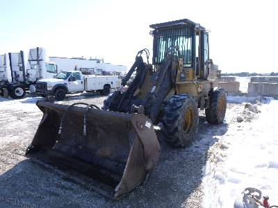 1995 CATERPILLAR IT28F Integrated Tool Carrier