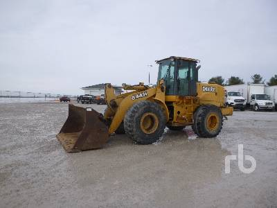 2002 JOHN DEERE 644H Wheel Loader