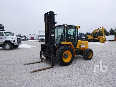 JCB 940 8000 Lb 4x4 Rough Terrain Forklift
