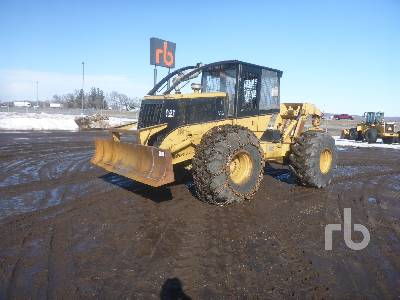 CATERPILLAR 515 Skidder