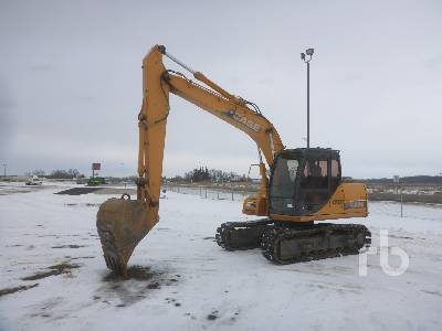 2007 CASE CX130 Hydraulic Excavator