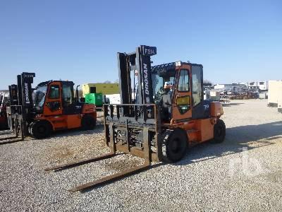 2012 DOOSAN F214 13500 Lb Forklift