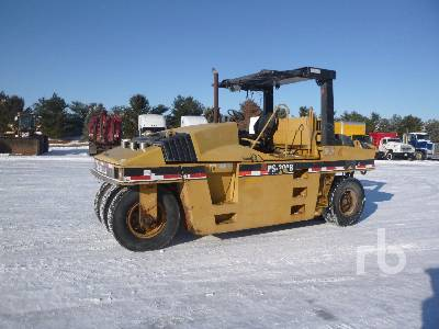 2000 CATERPILLAR PS300B Roller