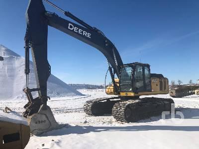 2007 JOHN DEERE 270D LC Hydraulic Excavator