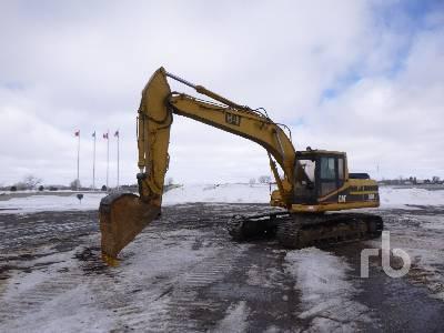 1995 CATERPILLAR 320L Hydraulic Excavator