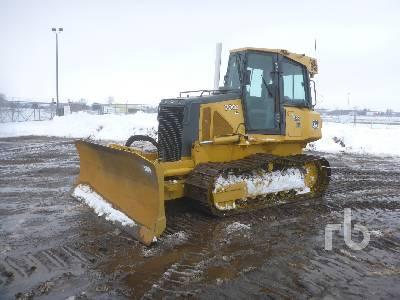 2006 JOHN DEERE 700J XLT Crawler Tractor