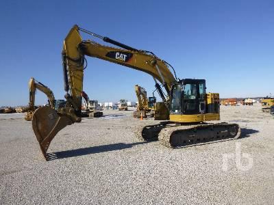 2012 CATERPILLAR 321DLCR Hydraulic Excavator