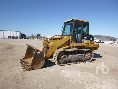 2002 CATERPILLAR 953C Crawler Loader