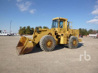1981 CATERPILLAR 966D Wheel Loader