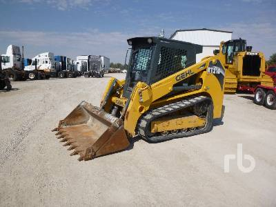 2016 GEHL RT210 2 Spd Compact Track Loader