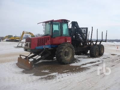 2004 VALMET 840.2 Forwarder