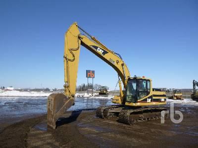 1999 CATERPILLAR 320BL Hydraulic Excavator