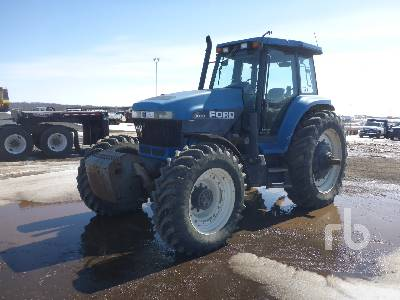 1995 NEW HOLLAND 8870 2WD Tractor